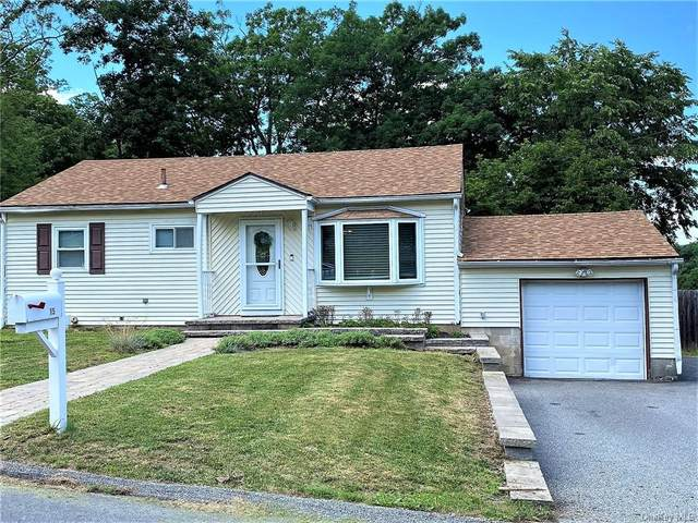 15 Woodland Avenue, Middletown, NY 10940 (MLS #H6052376) :: William Raveis Baer & McIntosh