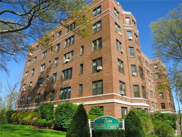 11 Alden Road 5N, Mamaroneck, NY 10538 (MLS #H6052473) :: Kendall Group Real Estate | Keller Williams