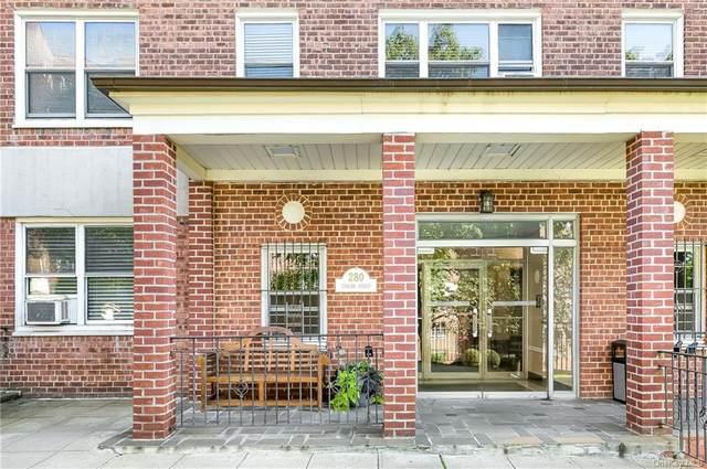 280 Collins Avenue 4A, Mount Vernon, NY 10552 (MLS #H6053991) :: Mark Boyland Real Estate Team