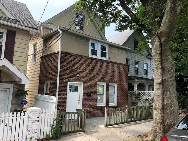142 N Terrace Avenue, Mount Vernon, NY 10550 (MLS #H6054547) :: Frank Schiavone with William Raveis Real Estate