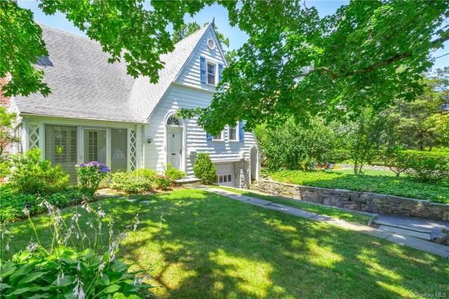 33 Cobb Avenue, White Plains, NY 10606 (MLS #H6054783) :: Frank Schiavone with William Raveis Real Estate