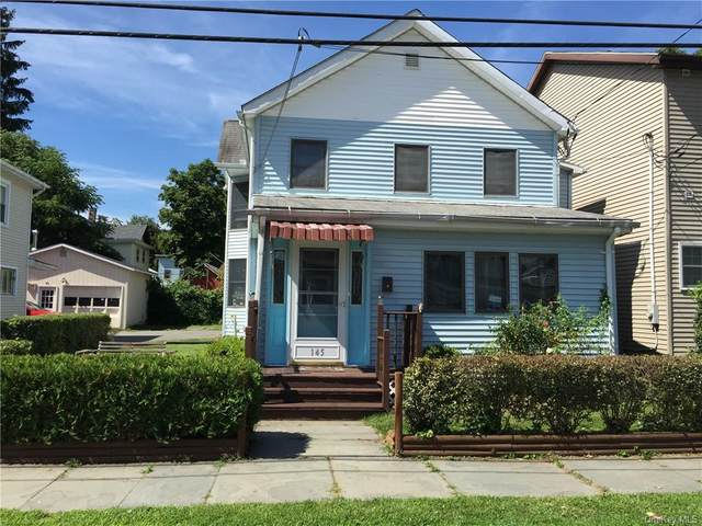 145 Ball Street, Port Jervis, NY 12771 (MLS #H6054853) :: Frank Schiavone with William Raveis Real Estate