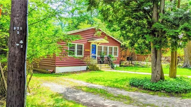 6 W Catskill Trail, Smallwood, NY 12778 (MLS #H6054936) :: Frank Schiavone with William Raveis Real Estate