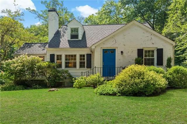 44 Wynnewood Road, Chappaqua, NY 10514 (MLS #H6055176) :: Frank Schiavone with William Raveis Real Estate