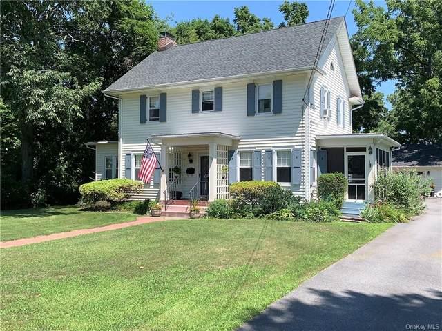 66 E Main Street, Washingtonville, NY 10992 (MLS #H6055897) :: Cronin & Company Real Estate