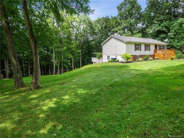 54 Boswell Road, Putnam Valley, NY 10579 (MLS #H6056441) :: Mark Seiden Real Estate Team