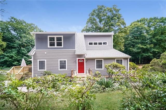 143 Old Mt Kisco Road, Armonk, NY 10504 (MLS #H6056661) :: Mark Boyland Real Estate Team