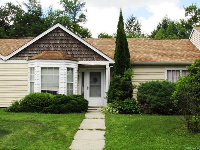 97 Hidden Ridge Drive, Monticello, NY 12701 (MLS #H6056667) :: Live Love LI