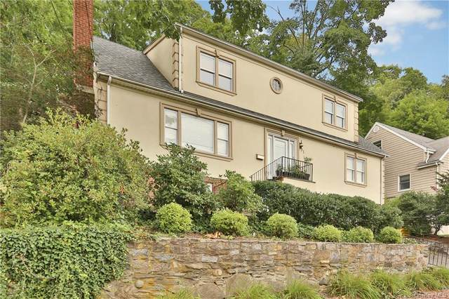 91 Edgemont Road, Scarsdale, NY 10583 (MLS #H6057078) :: Frank Schiavone with William Raveis Real Estate
