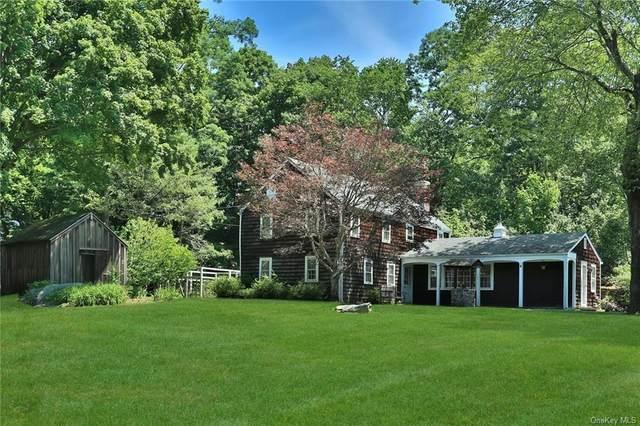 2 Devoe Road, Armonk, NY 10504 (MLS #H6057184) :: Mark Seiden Real Estate Team