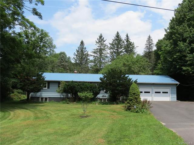 21 Huff Road, Jeffersonville, NY 12748 (MLS #H6057408) :: Frank Schiavone with William Raveis Real Estate