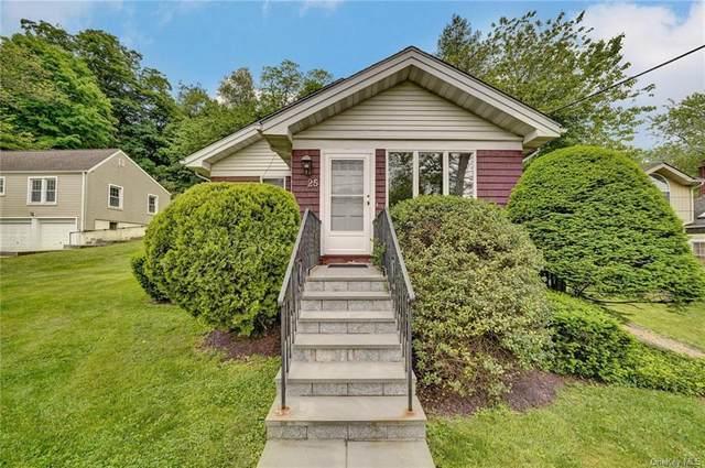 25 Pleasant Street, Katonah, NY 10536 (MLS #H6057441) :: Mark Boyland Real Estate Team