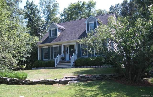 284 Burlingham Road, Pine Bush, NY 12566 (MLS #H6057516) :: Cronin & Company Real Estate