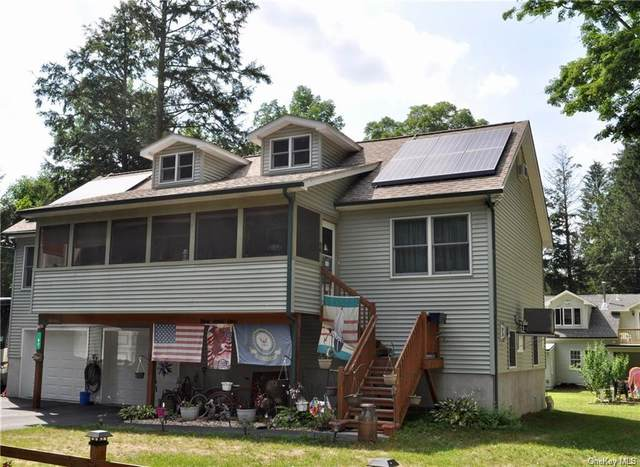 57 Shore Drive, Godeffroy, NY 12729 (MLS #H6057549) :: Frank Schiavone with William Raveis Real Estate
