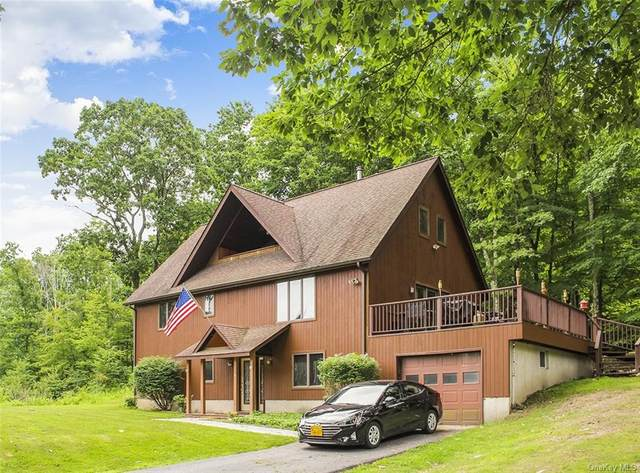 19 Franko Drive, Kerhonkson, NY 12446 (MLS #H6057609) :: Frank Schiavone with William Raveis Real Estate