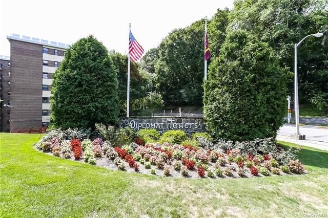 100 Diplomat Drive 5K, Mount Kisco, NY 10549 (MLS #H6057707) :: Nicole Burke, MBA   Charles Rutenberg Realty