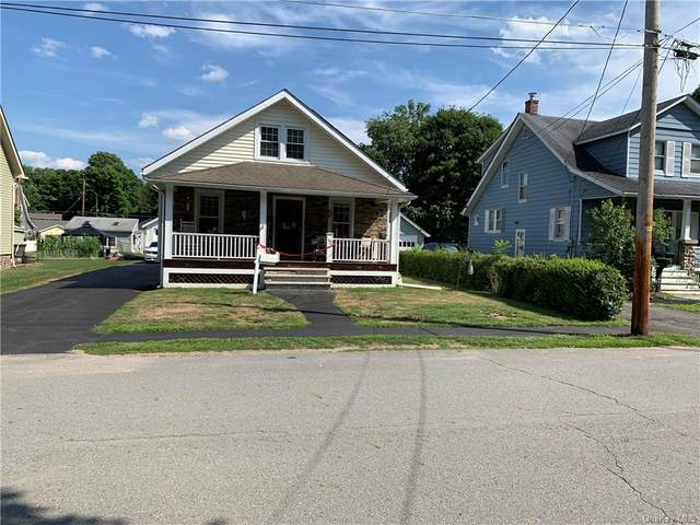 13 Maiden Lane, Port Jervis, NY 12771 (MLS #H6057895) :: Frank Schiavone with William Raveis Real Estate