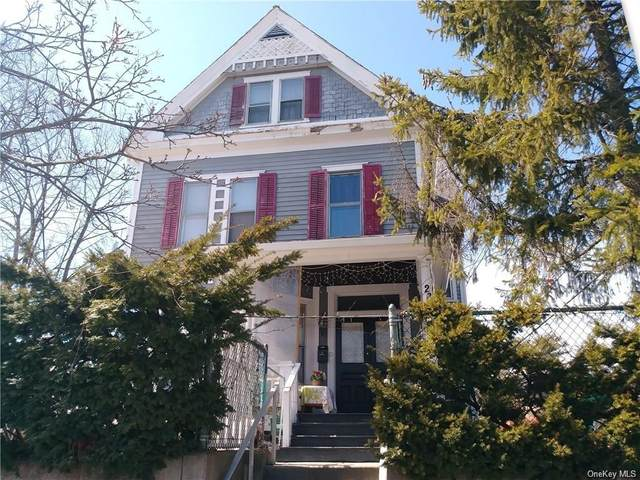 28 Corlies Avenue, Poughkeepsie, NY 12601 (MLS #H6057951) :: Frank Schiavone with William Raveis Real Estate