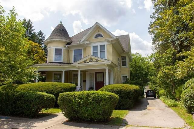 71 Hooker Avenue, Poughkeepsie, NY 12601 (MLS #H6058004) :: Frank Schiavone with William Raveis Real Estate