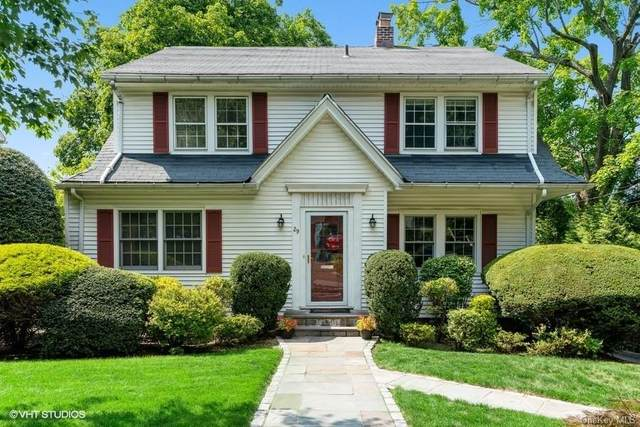 29 Claremont Road, Scarsdale, NY 10583 (MLS #H6058029) :: Frank Schiavone with William Raveis Real Estate