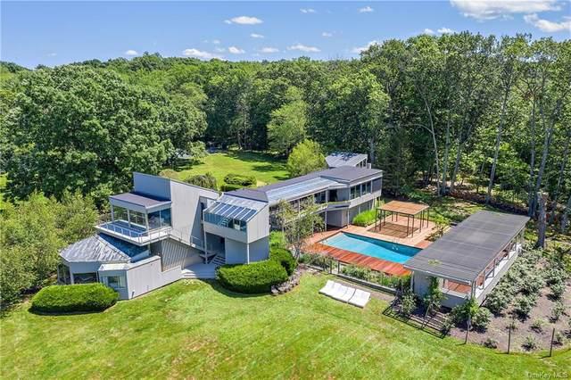 56 E Ridge Road, Waccabuc, NY 10597 (MLS #H6058064) :: Frank Schiavone with William Raveis Real Estate
