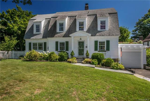 288 Weaver Street, Larchmont, NY 10538 (MLS #H6058177) :: Frank Schiavone with William Raveis Real Estate
