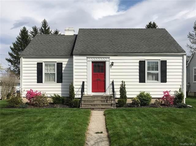 47 Mitchell Avenue, Poughkeepsie, NY 12603 (MLS #H6058373) :: Frank Schiavone with William Raveis Real Estate