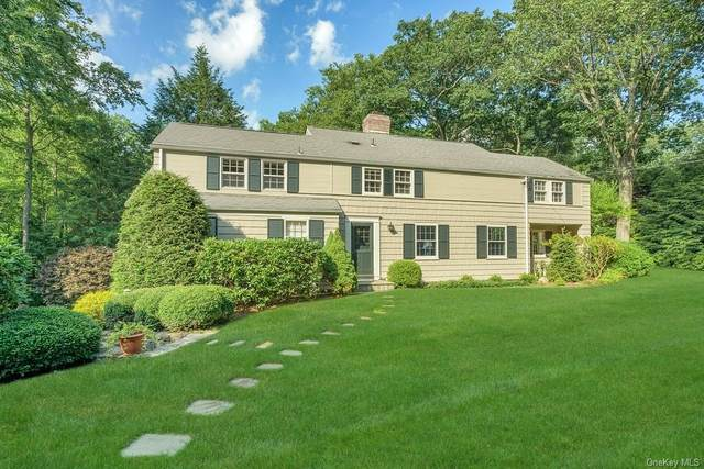 105 Marcourt Drive, Chappaqua, NY 10514 (MLS #H6058439) :: Frank Schiavone with William Raveis Real Estate