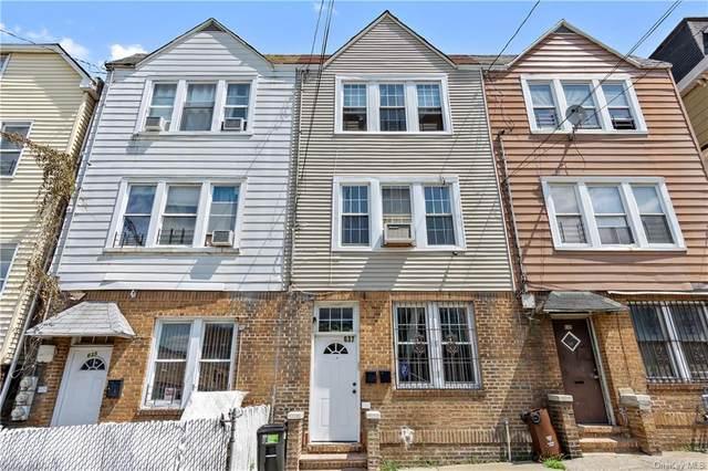 637 E 241st Street, Bronx, NY 10470 (MLS #H6058455) :: Frank Schiavone with William Raveis Real Estate