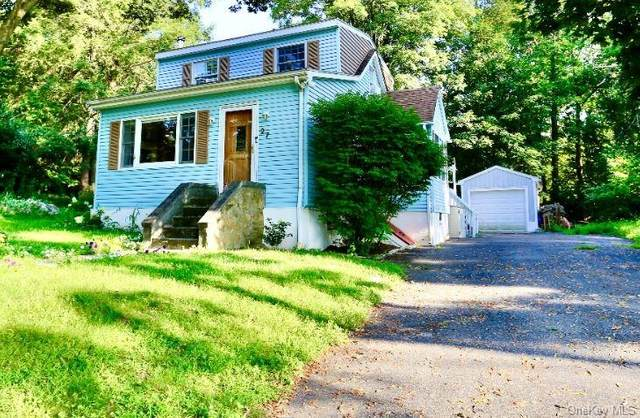 27 Wesley Road, Brewster, NY 10509 (MLS #H6058528) :: Frank Schiavone with William Raveis Real Estate