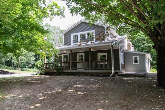 68 Old Bulls Head Road, Clinton Corners, NY 12514 (MLS #H6058559) :: Frank Schiavone with William Raveis Real Estate