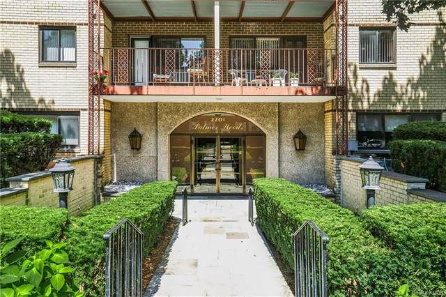 2201 Palmer Avenue 4G, New Rochelle, NY 10801 (MLS #H6058571) :: McAteer & Will Estates | Keller Williams Real Estate