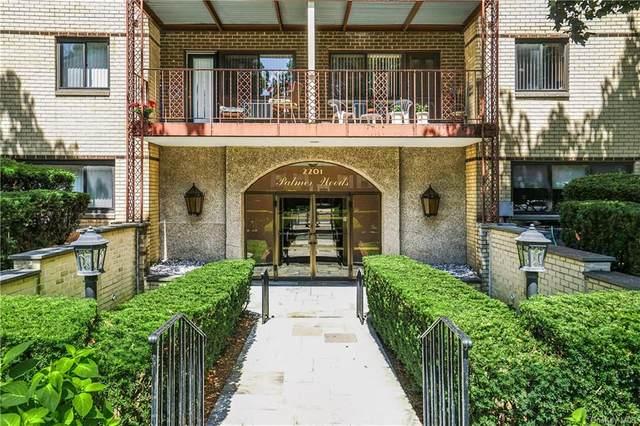 2201 Palmer Avenue 4G, New Rochelle, NY 10801 (MLS #H6058571) :: William Raveis Baer & McIntosh