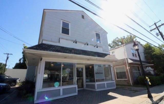 110 & 34 Center & Main, Pine Bush, NY 12566 (MLS #H6058662) :: Frank Schiavone with William Raveis Real Estate