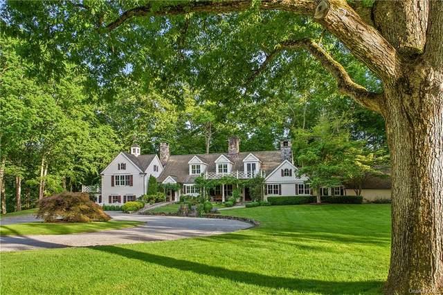 157 Beaver Dam Road, Katonah, NY 10536 (MLS #H6058898) :: Mark Boyland Real Estate Team