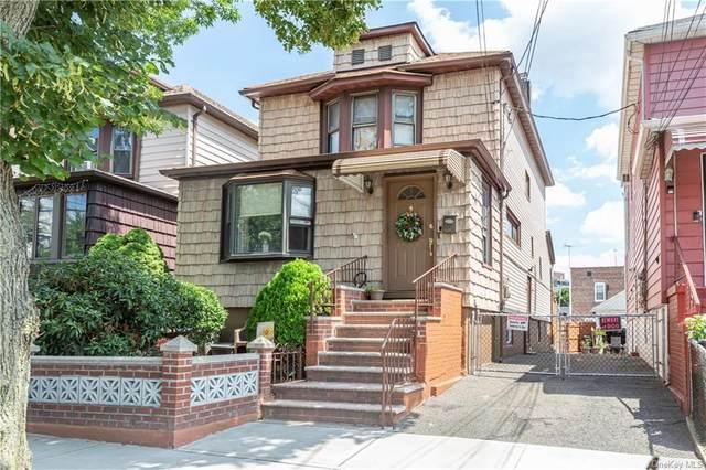1646 Yates Avenue, Bronx, NY 10461 (MLS #H6059032) :: Frank Schiavone with William Raveis Real Estate