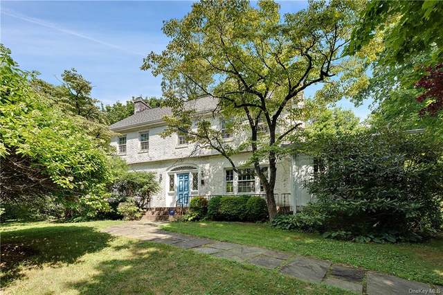 11 Weaver Street, Scarsdale, NY 10583 (MLS #H6059039) :: Frank Schiavone with William Raveis Real Estate
