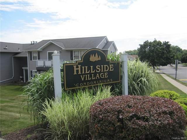 100 Hillside Drive E13, Middletown, NY 10941 (MLS #H6059075) :: William Raveis Legends Realty Group