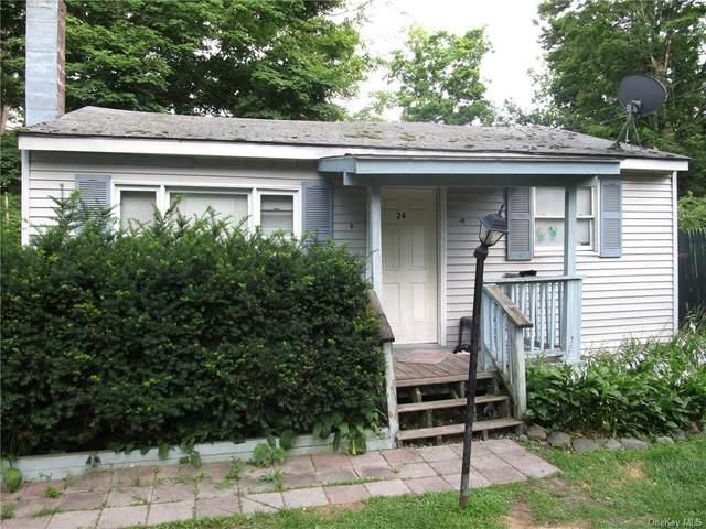 24 Fourth Street, Cuddebackville, NY 12739 (MLS #H6059105) :: Frank Schiavone with William Raveis Real Estate