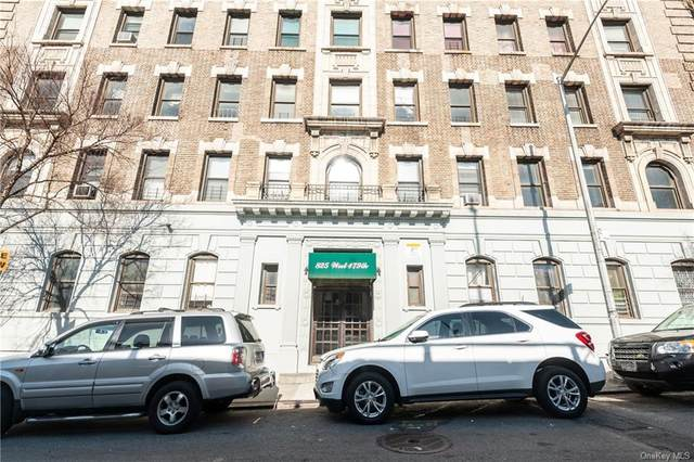 825 W 179th Street 5G, New York, NY 10033 (MLS #H6059126) :: Mark Boyland Real Estate Team