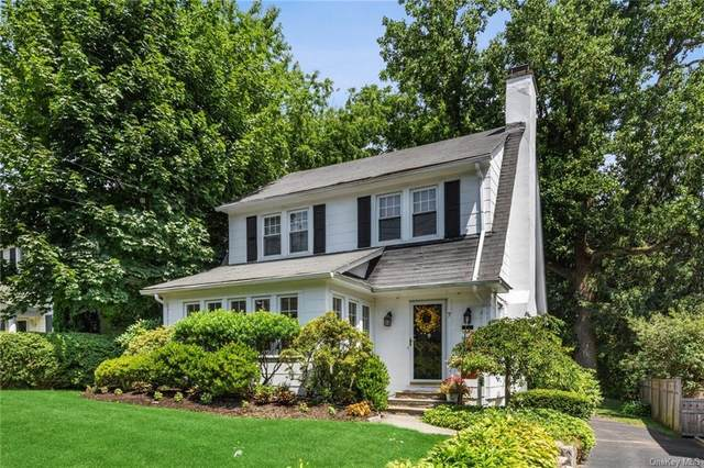 7 Carman Road, Scarsdale, NY 10583 (MLS #H6059197) :: Frank Schiavone with William Raveis Real Estate