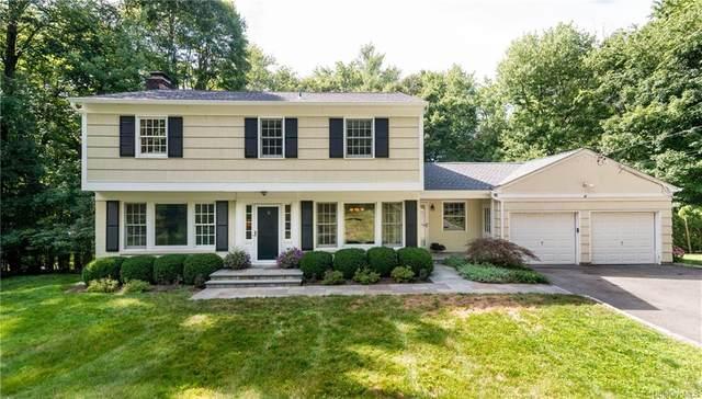 27 Rose Lane, Chappaqua, NY 10514 (MLS #H6059800) :: Frank Schiavone with William Raveis Real Estate