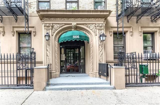 505 W 143rd Street #65, New York, NY 10031 (MLS #H6059874) :: Mark Boyland Real Estate Team