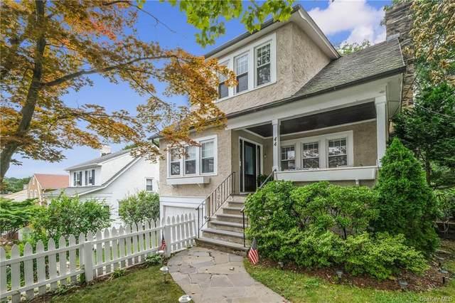 44 Mount Morris Avenue, White Plains, NY 10604 (MLS #H6059961) :: William Raveis Legends Realty Group