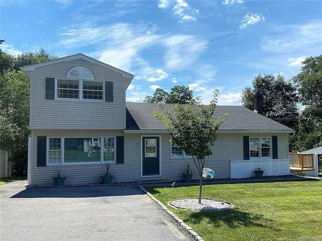 17 Barnett Road E, Monroe, NY 10950 (MLS #H6060185) :: William Raveis Baer & McIntosh