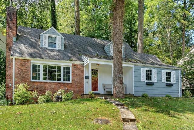 1 Uxbridge Road, Scarsdale, NY 10583 (MLS #H6060236) :: Frank Schiavone with William Raveis Real Estate