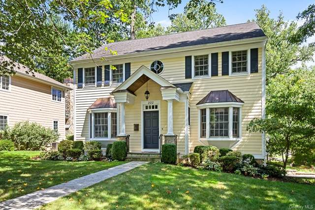 222 Madison Road, Scarsdale, NY 10583 (MLS #H6060384) :: Frank Schiavone with William Raveis Real Estate