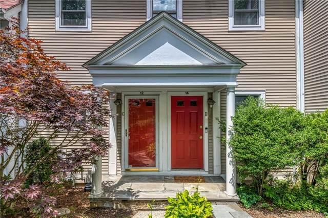 12 Highland Avenue C, Chappaqua, NY 10514 (MLS #H6060769) :: Mark Seiden Real Estate Team