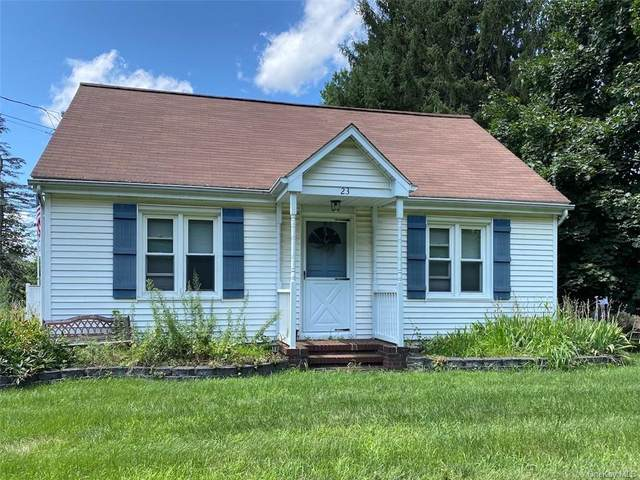 23 S Ohioville Road, New Paltz, NY 12561 (MLS #H6060821) :: Frank Schiavone with William Raveis Real Estate