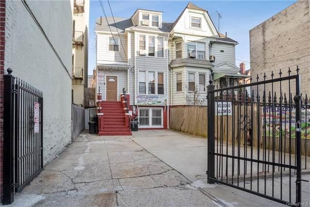 2306 Belmont Avenue, Bronx, NY 10458 (MLS #H6060988) :: Frank Schiavone with William Raveis Real Estate